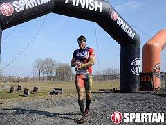 Spartan Tomáš Tvrdík.