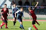 Česká fotbalová liga mladších žáků U13: FK Čáslav - MFK Chrudim 0:17.