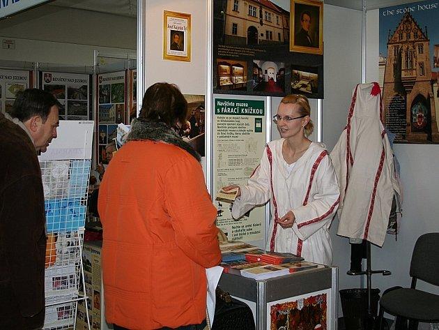 České muzeum stříbra Kutná Hora na veletrhu Regiony ČR 2009 v Lysé nad Labem.