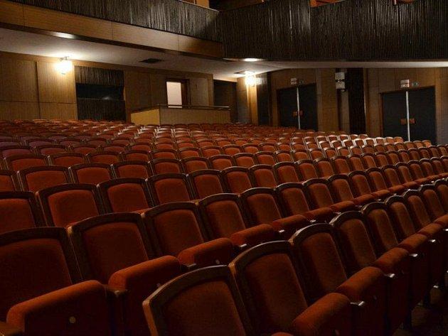 Městské Tylovo divadlo v Kutné Hoře.