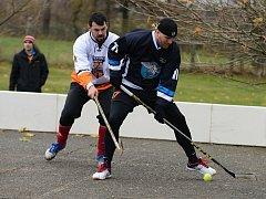 Druhý ročník charitativního turnaje v zabarákovém hokeji Šíša Cup se uskutečnil 25. listopadu v Kutné Hoře.