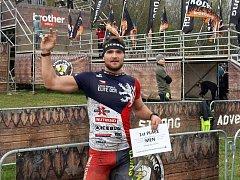 Kutnohorák Tomáš Tvrdík vyhrál závod OCR series v německém Frankfurtu.
