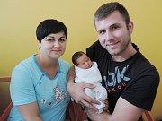 Vojta Linhart se poprvé rozkřičel 11..října 2017 v Čáslavi. Po narození se mohl pyšnit váhou 3550g a mírou 50 centimertů. Domů do Chotusic si ho odvezli šťastní rodiče Hana a Jan.