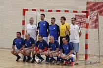 Mistrovství České republiky veteránů ve futsale na Klimešce 16. června 2019.