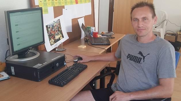 David Čižinský odpovídal online na dotazy čtenářů