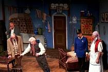 Představení Divadla Járy Cimrmana v Kutné Hoře