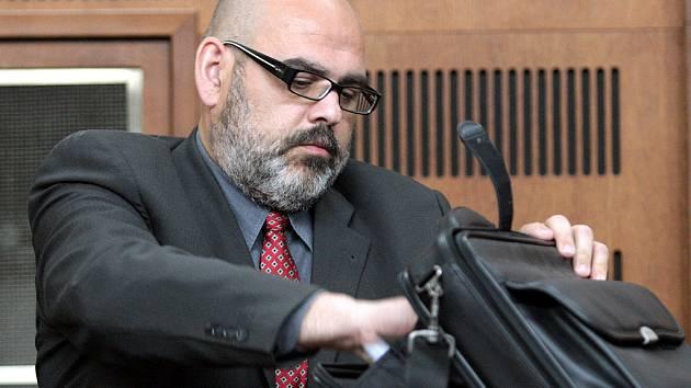 Robert Kafka z Kutné Hory čelil u krajského soudu obžalobě ze spáchání trestného činu krácení daní.