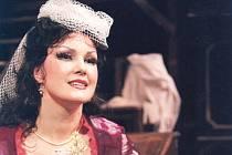 Ruská sopranistka Tatiana Teslia vystoupí v hlavní roli opery Giacoma Pucciniho, Tosca.