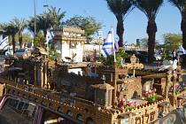 Z Čáslavi do Izraele v době třetí intifády, předzvěsti dnešní krize.