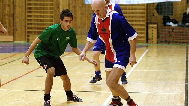 7. hrací den Club Deportivo futsalové ligy, 25. listopadu 2010.