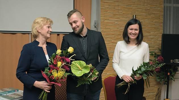 Hlavní cenu města Zruč nad Sázavou získala Alena Hajská.