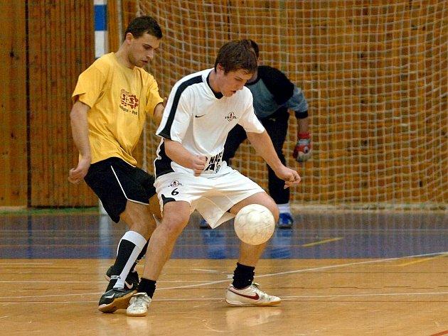 18. kolo Club deportivo futsalové ligy