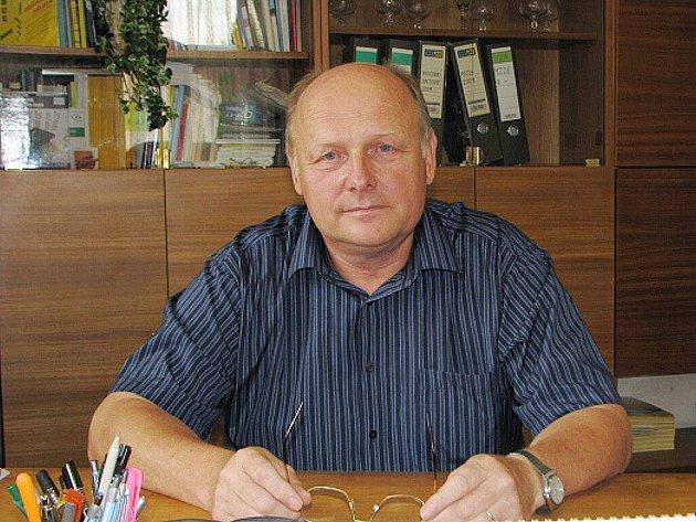 Starosta Vlkanče Stanislav Pavlas