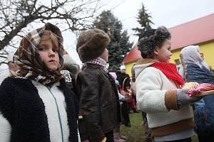 Vánoční příběh v Mateřské škole Pohádka v Kutné Hoře. 13.12.2011
