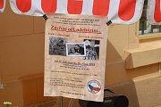Vernisáž výstavy ve Zruči nad Sázavou