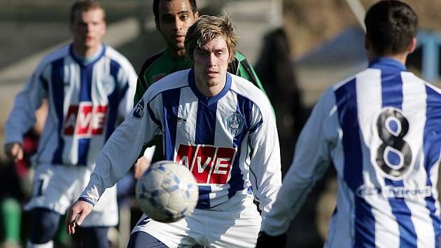 Fotbal (příprava): Čáslav - Příbram B 5:0, sobota 7. února 2009