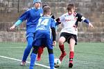 Fotbalový přípravný zápas: FK Čáslav (mladší žáci) - TJ Sokol Golčův Jeníkov (starší žáci) 17:7 (4:2, 5:3, 8:2).