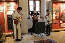 Středověká hudba.
