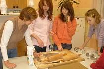 Vánoční projektový den v Základní škole T. G. Masaryka v Kutné Hoře.