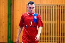 Česká futsalová reprezentace porazila ve Zruči Turecko 7:4, 22. června 2016..
