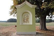 V Krchlebech opravili kapličku svatého Izidora