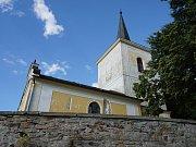 Kostel svatého Václava, Dobřeň u Suchdola