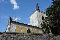 Kostel sv. Jiří v Majejovicích (Uhlířské Janovice)