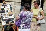 Šperkařský jarmark Rataje nad Sázavou 8.6.2013