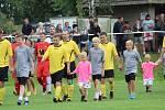 Fotbalová III. třída: TJ Sokol Červené Janovice - TJ Sokol Vlkaneč 11:1 (9:0).