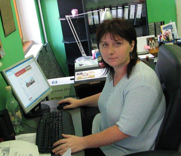 Veškerý čas ředitelky Městské knihovny v Kutné Hoře Gabriely Jarkulišové v posledních dnech zabírá náročná organizace Knihovnického Happeningu 2008