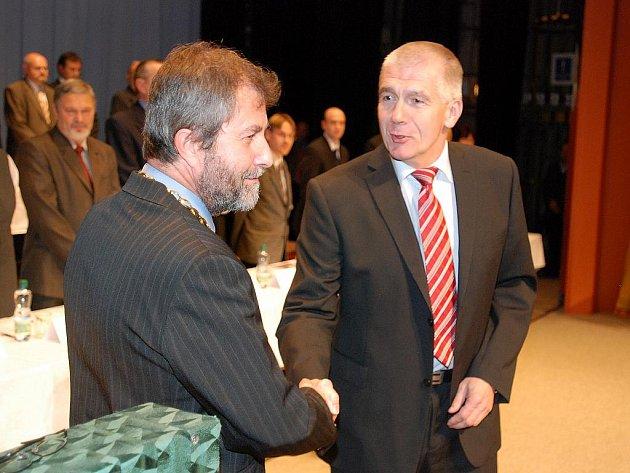 První jednání zastupitelstva v Kutné Hoře. 10.11.2010