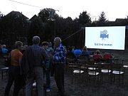 Letrní putovní kino v Petrovicích II.
