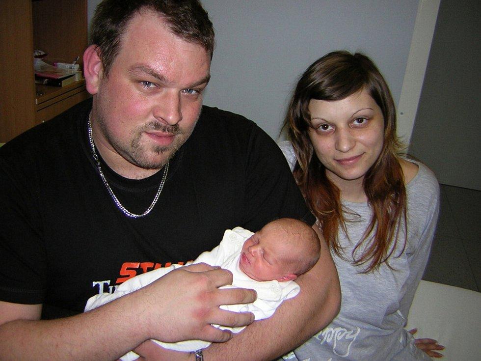 Eliška Ebrová se narodila 4. 3. 2018 v 10:34 hodin v čáslavské porodnici. Vážila 2400 gramů a měřila 45 centimetrů. Doma ve Vrdech se na ni těší maminka Monika a tatínek Tomáš.