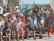 Z 10. ročníku běžeckého závodu Dačického 12 v Kutné Hoře.