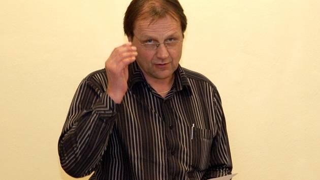 Lubomír Tvrdík.
