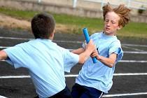 Městské hry 4. olympiády pro děti a mládež v Kutné Hoře, úterý