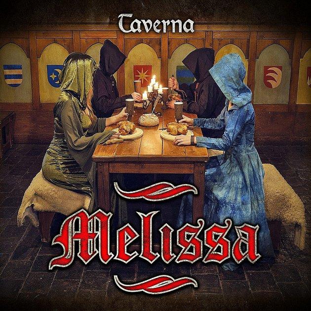Nová deska Melissy se jmenuje Taverna.