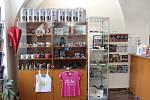 Informační centrum na Palackého náměstí v Kutné Hoře.