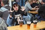 Slavnosti piva v kutnohorském pivovaru.