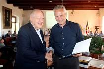 Jaroslav Rezler se stal čestným občanem Kutné Hory.