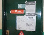 Lékaři na Kutnohorsku zavřeli své ordinace.
