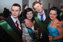 Maturitní ples SOŠ a SOU řemesel Kutná Hora 22.2.2013