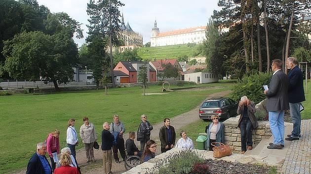 Terasy pod Vlašským dvorem získaly ocenění