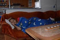 Couchsurfing ilustrační foto