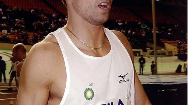 Kutnohorský atlet Karel Kopeček na halovém mistrovství světa veteránů v Clermont  Ferrand