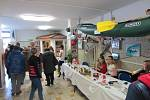 Den otevřených dveří na Střední odborné škole a Středním odborném učilišti řemesel v Kutné Hoře.
