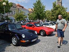 XIV. Letní sraz Čáslav 2016 spolku Porsche 108