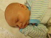 Jakub Míček se narodil 6. března v Čáslavi. Vážil 3800 gramů a měřil 52 centimetrů. Doma v Močovicích ho přivítali maminka Kristina a tatínek Daniel.