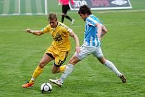 21. kolo II. ligy: Čáslav - Jihlava 1:1, 17. dubna 2011.