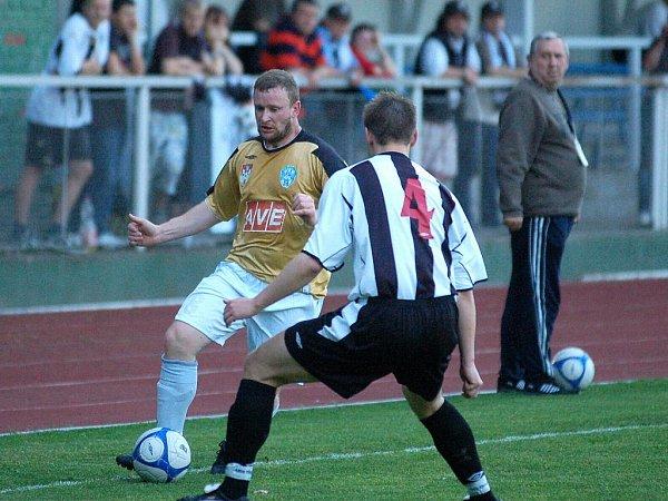 Krajský přebor: Čáslav B - Úvaly 1:0, 18.května 2011.